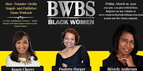 Black Women Business Summit Tickets