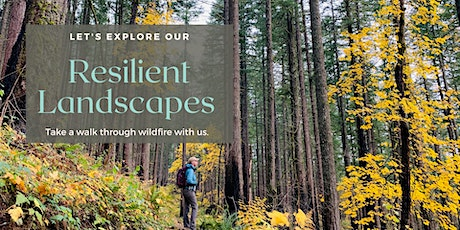 Resilient Landscapes tickets