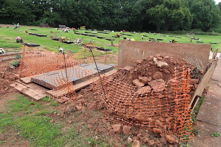A Dead Good Job: Gravedigging in Municipal Cemeteries image