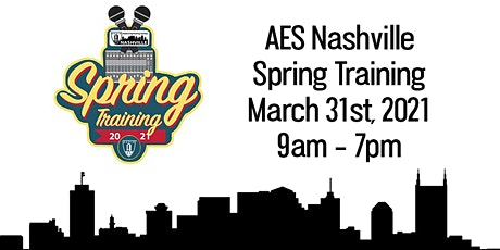 AES Nashville - Spring Training Exhibition 2021 tickets