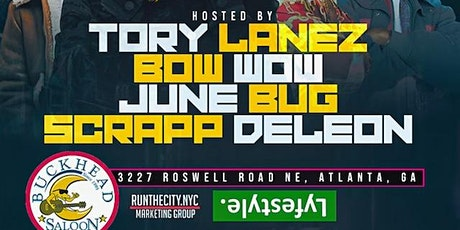 All Star Weekend with Tory Lanez, Bow Wow, Junebug & Scrap Deleon tickets