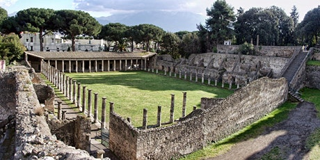 Virtual Guided Historical Tour of Pompeii Italy tickets