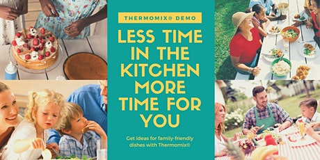 Thermomix Cooking Experience tickets