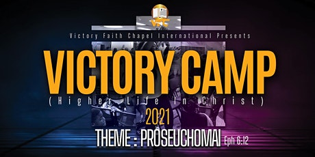 VICTORY CAMP 2021 tickets