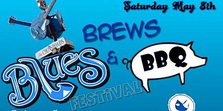 CROSSROAD'S BLUES, BREWS , & BBQ FESTIVAL tickets