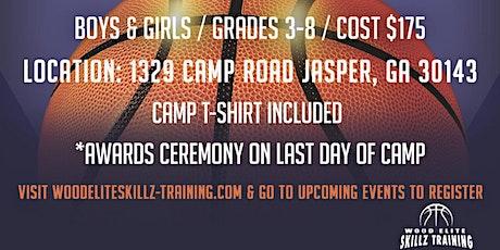 Wood Elite Summer Basketball Camp tickets