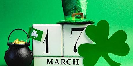 3/17: ST PATRICKS DAY ROOFTOP BASH @ SAVANNA w/FREE MARGARITAS & MORE! tickets