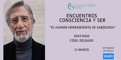 EL HUMOR HERRAMIENTA DE SABIDURÍA boletos