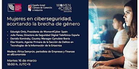 Mujeres en ciberseguridad, acortando la brecha de género entradas