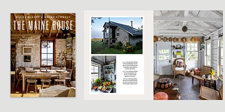 The Maine House Book Signing and Barn Supper at Turner Farm tickets