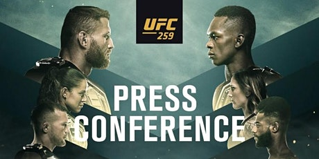 ONLINE-StrEams@!.UFC 259 Fight LIVE ON 2021 tickets
