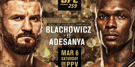 StREAMS@>! r.E.d.d.i.t-UFC 259 Fight LIVE ON 06 Mar 2021 tickets
