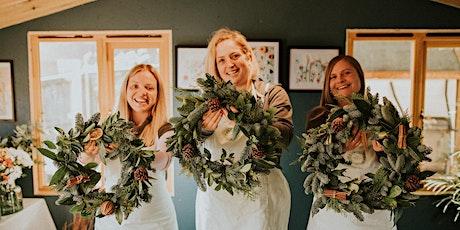 Wreath making with The Flower Hut Bristol tickets
