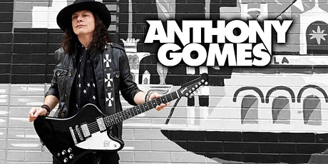 Anthony Gomes at Diamond Music Hall tickets