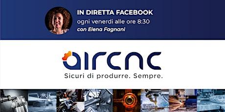 AIRCNC - La piattaforma per vendere e comprare produzione meccanica biglietti