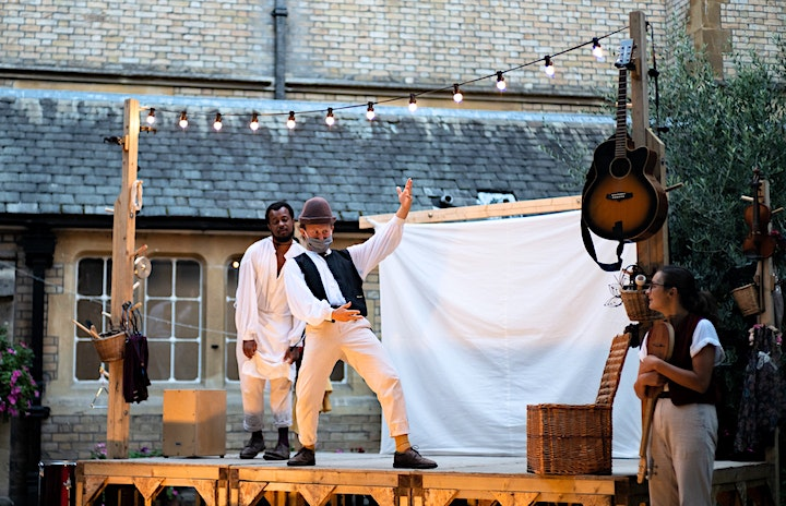 The Three Inch Fools: The Merry Wives of Windsor image