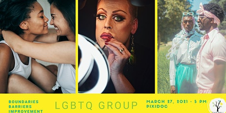 LGBTQ Dating Group Therapy tickets