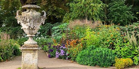 University of Oxford Botanic Garden - 400 years of gardening and botany tickets
