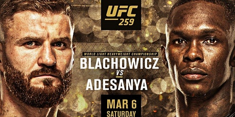 StREAMS@>! r.E.d.d.i.t-Błachowicz v Adesanya Fight LIVE ON 06 Mar 2021 tickets