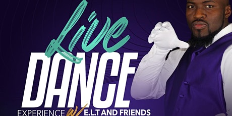 Virtual & Live Dance Experience With E.L.T & Friends tickets