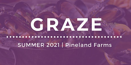 Graze with Austin Street Brewing Company tickets
