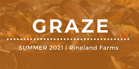 Graze with Lincoln & Main tickets