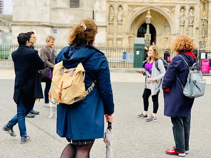 Royals, Rogues and Rebels of Westminster walking tour image