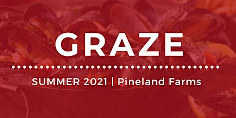 Graze with Eighteen Twenty Wines tickets