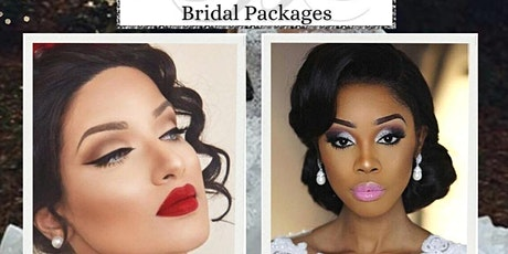 Virtual Bridal Makeup!!! Live Q&A with our Beauty Expert!!! tickets