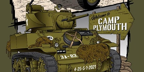Camp Plymouth Military Vehicle Show & Swap Meet tickets