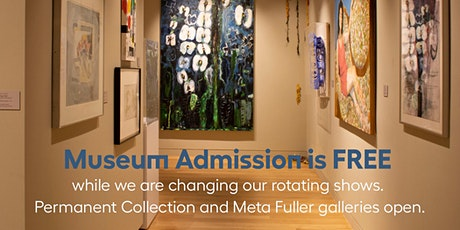 Danforth Art Museum Admission tickets
