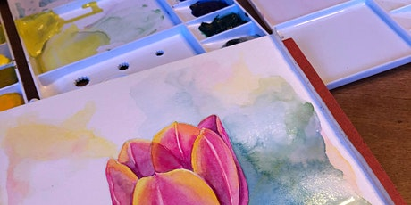 Watercolor Painting 101 tickets