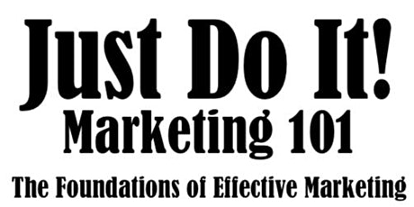 Marketing 101 - The Foundations of Effective Marketing tickets