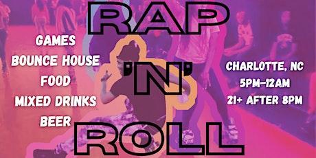 Rap 'N' Roll - Juneteenth Festival tickets