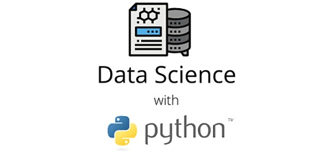 5 Weekends Only Data Science with Python Training Course Northampton tickets