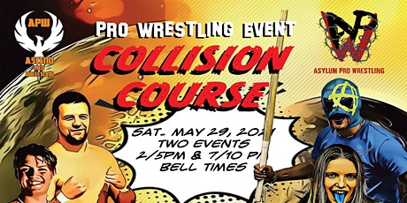 Collision Course tickets