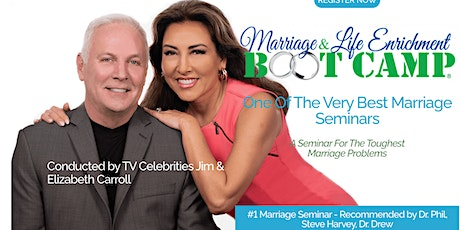 MARRIAGE BOOT CAMP tickets