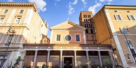 Venerdì 12 marzo - Basilica di San Lorenzo in Lucina biglietti