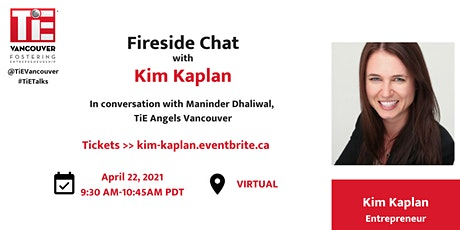 Fireside Chat with Kim Kaplan tickets