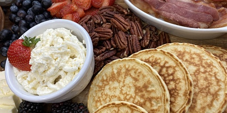 Charcuterie - Virtual Class to Build Your Own Beautiful Breakfast Board tickets