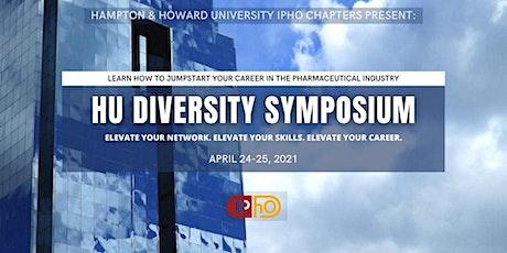 The HU Diversity Symposium tickets