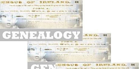 Irish Family History Talk tickets