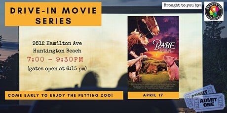 Drive-In Movie Night - Babe tickets