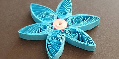 An Introduction To Quilling tickets