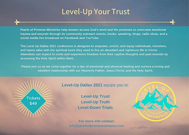 Level Up Dallas 2021 image
