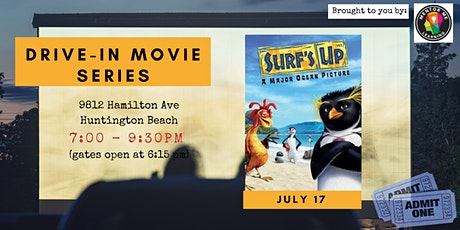 Drive-In Movie Night - Surf's Up tickets