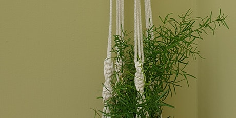 Introduction To Macrame tickets