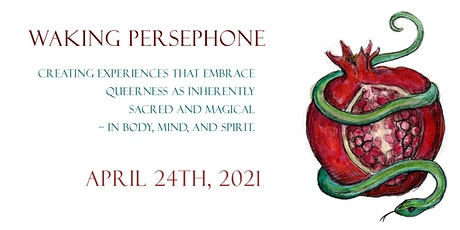 Waking Persephone tickets