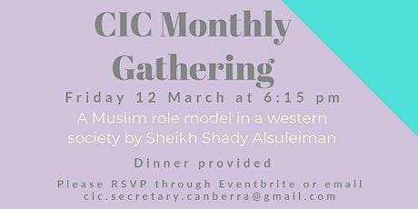 A Muslim role model in a western society - with Sheikh Shady Alsuleiman tickets