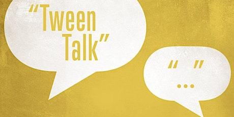 Julia's Joy Tween Talk - In Person tickets